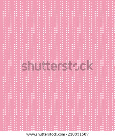 seamless pattern. abstract repeating vector background with stripes made of squares
