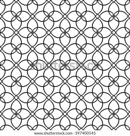 Seamless pattern. Abstract vector texture. Decorative floral pattern in damask style. Can be used for wallpaper, textiles, wrapping paper, page fill, design, web page, background. - stock vector