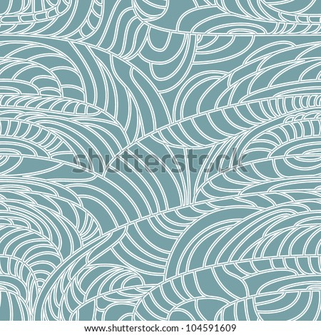 seamless pattern. fashion vector texture - stock vector