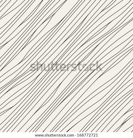 Seamless pattern. Irregular abstract grid texture with a diagonal direction - stock vector