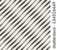 Seamless pattern. Irregular abstract striped texture with a diagonal direction - stock photo
