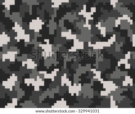 seamless pattern digital camouflage vector stock vector 329941031 rh shutterstock com digital camouflage vector free download digital camouflage vector