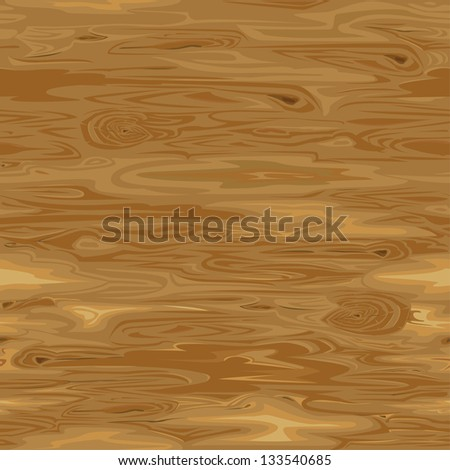 Seamless pattern - old wooden texture background - stock vector