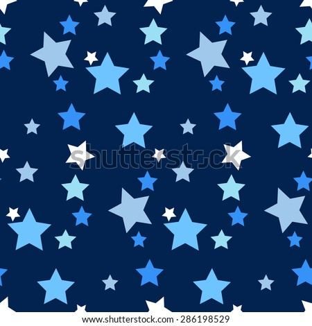 Space stars stock vectors vector clip art shutterstock for Space pattern fabric