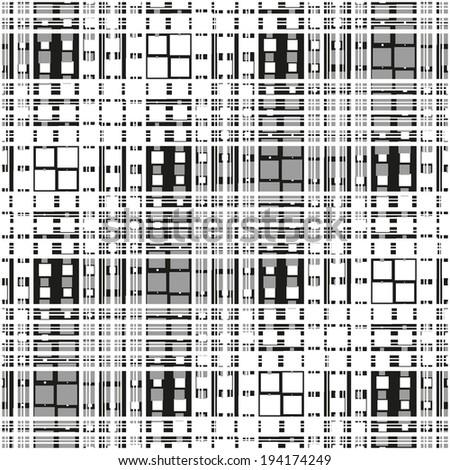 seamless pattern vector - stock vector