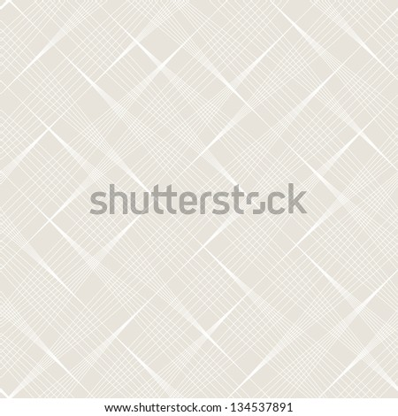 Seamless pattern. Vector abstract background. Delicate cell structure - stock vector