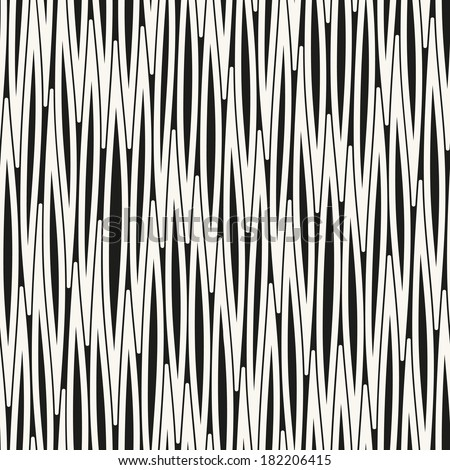 Seamless pattern. Vector abstract background. Fine ripple structure