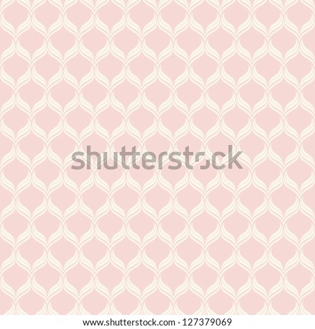 Seamless pattern. Vintage background. - stock vector