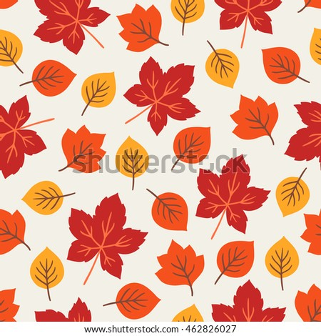 red leaves wallpaper pattern - photo #41