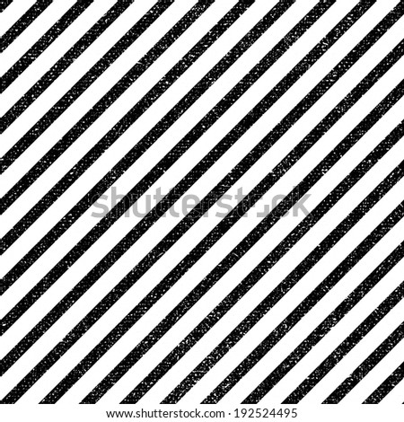 Seamless pattern with grunge dots. Grunge and stripes are grouped separately and may be recolored by one click. - stock vector