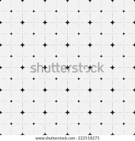 seamless  patterns.  Modern stylish texture. Repeating geometric tiles of rhombuses can be used for wallpaper, pattern fills, web page background - stock vector