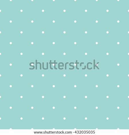 seamless polka dots pattern background