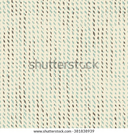 seamless shabby abstract pattern on texture background - stock vector