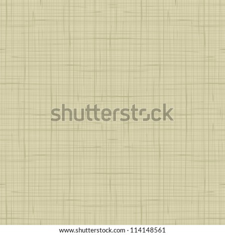 Seamless texture of canvas - stock vector