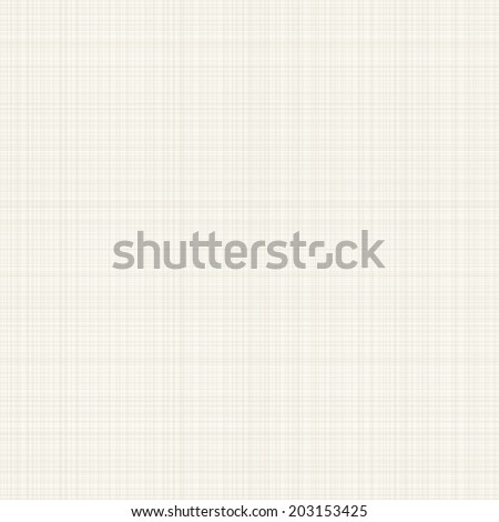 Seamless texture of canvas. Eps 10 - stock vector