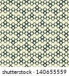 Seamless vector geometric pattern background - stock photo