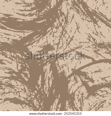 Seamless vector grunge texture traced scratched surface