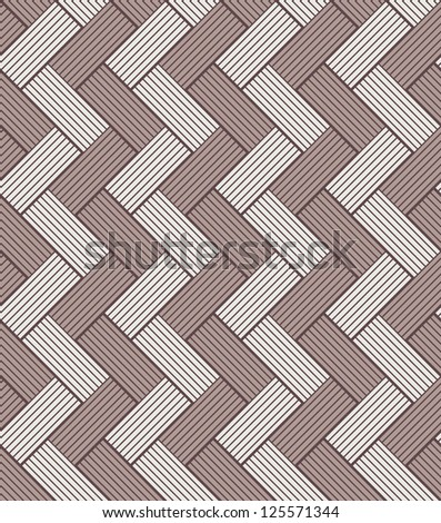 Seamless vector pattern. Abstract geometric background. Cool rhythmic structure
