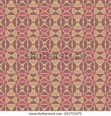 Seamless vector pattern . Background , texture or ornament - stock vector
