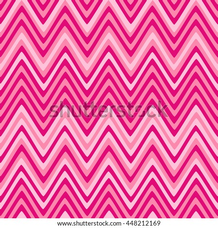 Seamless wavy stripes pattern