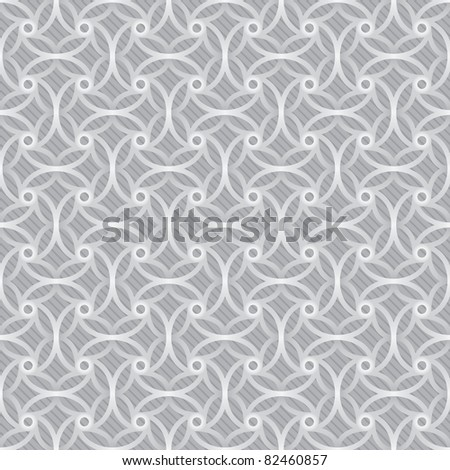 seamless white background for web design or presentation