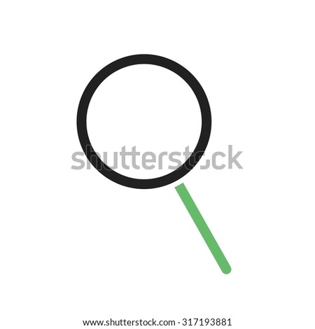 Search, find, google icon vector image.Can also be used for user interface. Suitable for mobile apps, web apps and print media.