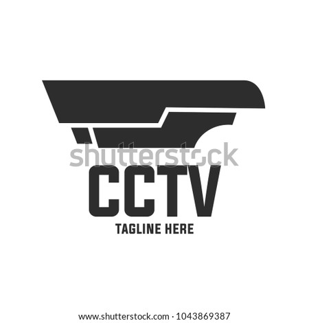 Security Camera Icon Illustration Isolated On Stock Vector 2018