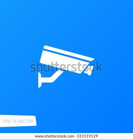 Security Camera / Security Camera Image / Security Camera JPG / Security Camera JPEG / Security Camera EPS / Security Camera AI - stock vector