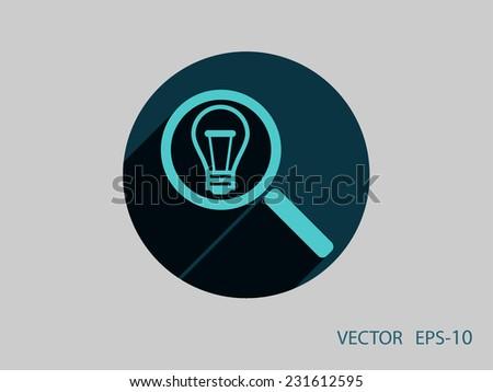 SEO icon - stock vector
