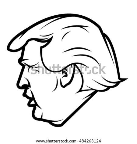 Celebrity caricature in america