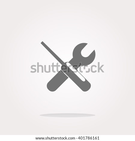 Service Icon Vector. Service Icon Picture. Service Icon Image. Service Icon Graphic. Service Icon Art. Service Icon Drawing - stock vector