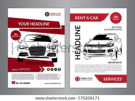 Automobile Banque dimages dimages et dimages vectorielles – Auto Detailing Flyer Template