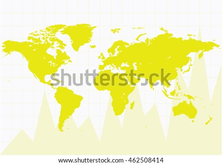 Set elements infographics world map stock vector 462508414 set elements of infographics world map gumiabroncs Gallery