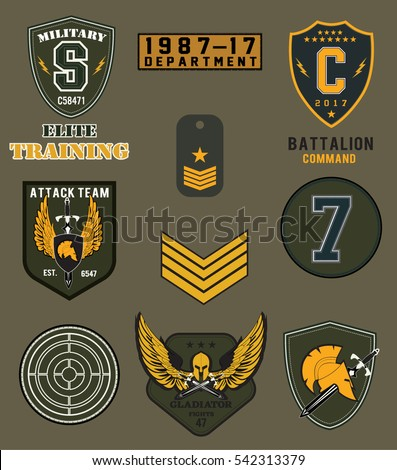 Military stock images royalty free images vectors for Army design shirts online