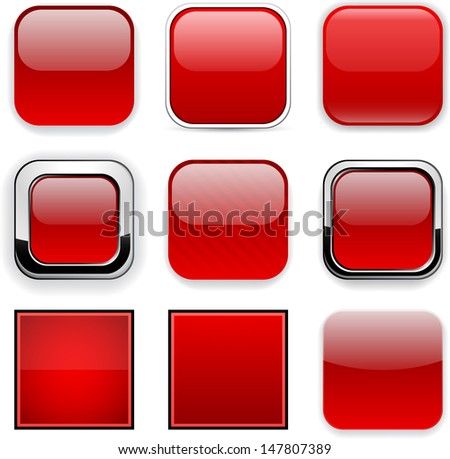 https://thumb7.shutterstock.com/display_pic_with_logo/114085/147807389/stock-vector-set-of-blank-red-square-buttons-for-website-or-app-vector-eps-147807389.jpg 3d