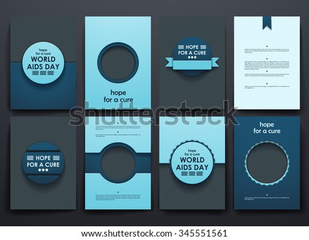 hiv aids brochure templates - stock images royalty free images vectors shutterstock