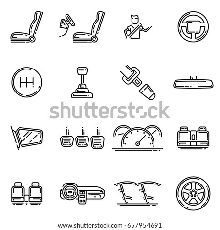 car accessories stock images royalty free images vectors shutterstock. Black Bedroom Furniture Sets. Home Design Ideas
