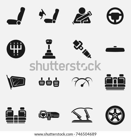 car dashboard icons stock images royalty free images vectors shutterstock. Black Bedroom Furniture Sets. Home Design Ideas