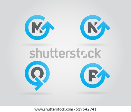 Arrow Logo Stock Images, Royalty-Free Images & Vectors | Shutterstock