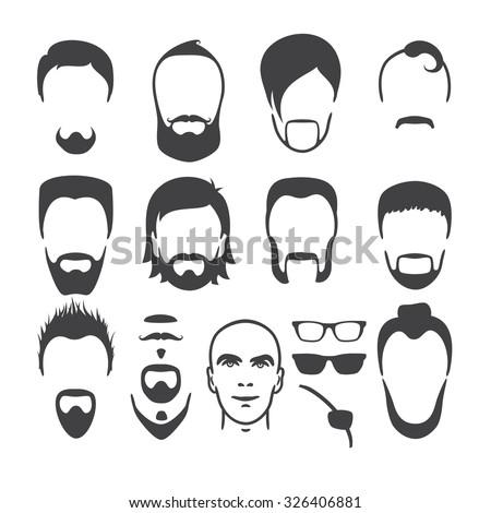Awe Inspiring Goatee Stock Photos Royalty Free Images Amp Vectors Shutterstock Short Hairstyles Gunalazisus