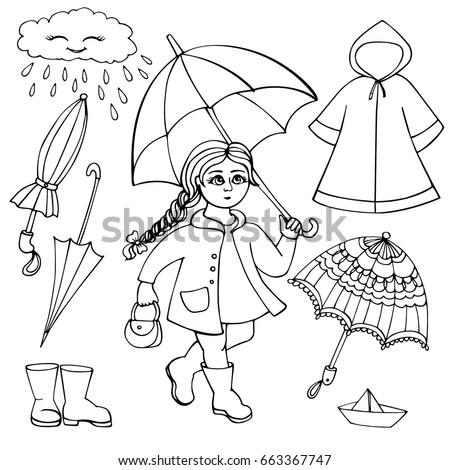 rainy season clothes clipart wwwpixsharkcom images
