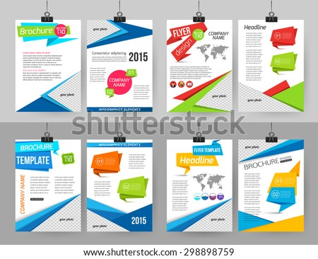 Leaflet Template Stock Images, Royalty-Free Images & Vectors