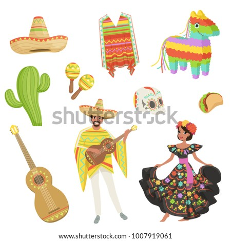 Hispanic Stock Vectors Images Amp Vector Art Shutterstock
