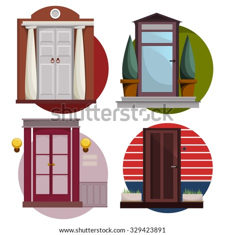 Front Porch Clipart front porch stock vectors, images & vector art | shutterstock