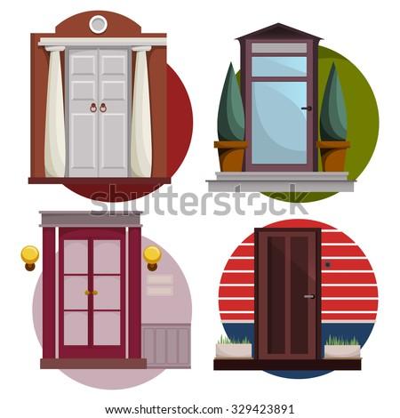 Front Porch Clipart front porch stock vectors, images & vector art | shutterstock