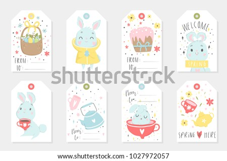 Set easter gift tags labels cute stock vector 1027972057 set easter gift tags labels cute stock vector 1027972057 shutterstock negle Gallery