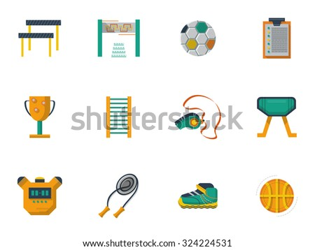 Physical Education different school subjects