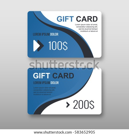 gift card dimensions loyalty card stock images royalty free images vectors 6712