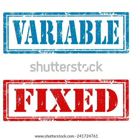 Glue fixed or variable cost business