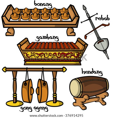 Image Result For Gamelan Music Instruments